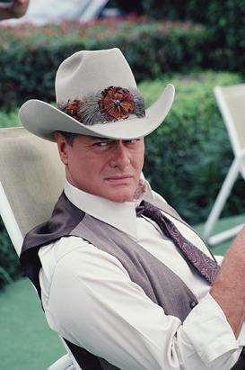 Larry Hagman Dallas 1982
